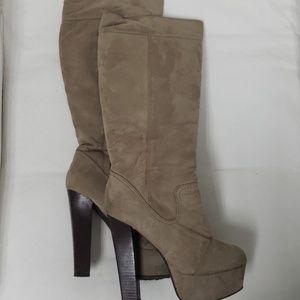 Zigi Soho platform boots
